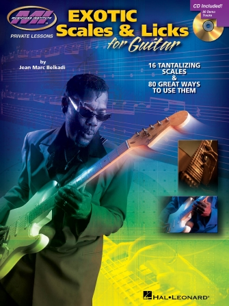Exotic Scales & Licks for Electric Guitar