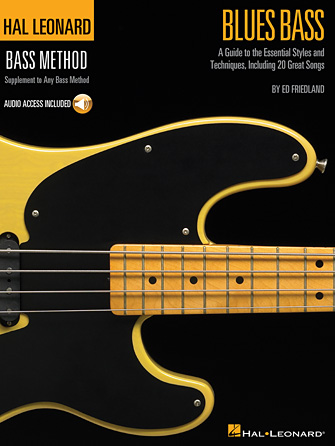 Product Cover for Blues Bass – A Guide to the Essential Styles and Techniques