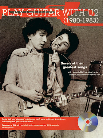 Product Cover for Play Guitar with U2 (1980-1983)