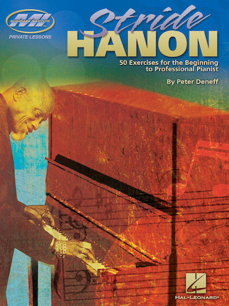 Product Cover for Stride Hanon