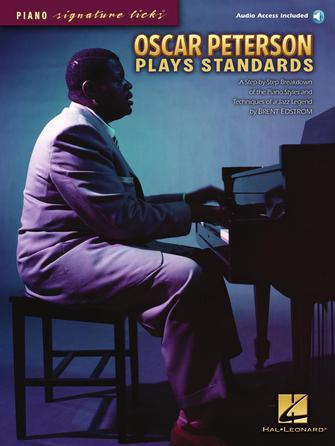 Product Cover for Oscar Peterson Plays Standards