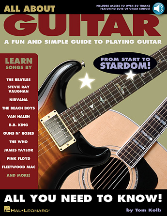 Product Cover for All About Guitar