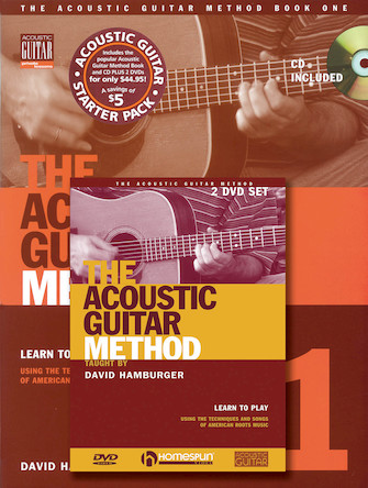 Product Cover for Acoustic Guitar Method