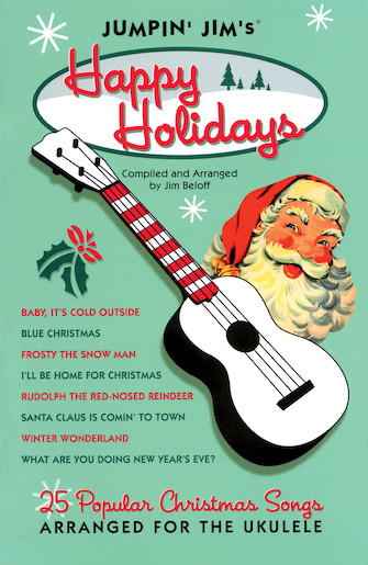 Product Cover for Jumpin' Jim's Happy Holidays