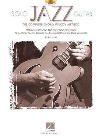 Product Cover for Solo Jazz Guitar