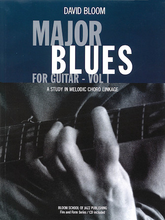 Product Cover for Major Blues for Guitar – Volume 1