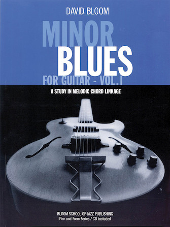 Product Cover for Minor Blues for Guitar – Vol. 1