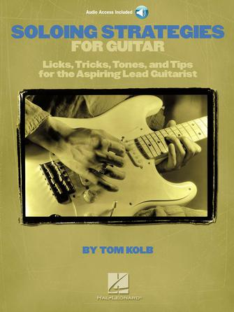 Product Cover for Soloing Strategies for Guitar