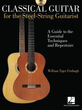 Product Cover for Classical Guitar for the Steel-String Guitarist