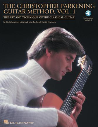 Product Cover for The Christopher Parkening Guitar Method – Volume 1