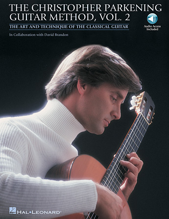 Product Cover for The Christopher Parkening Guitar Method – Volume 2