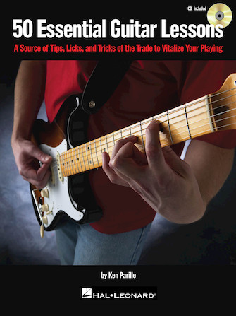 Product Cover for 50 Essential Guitar Lessons