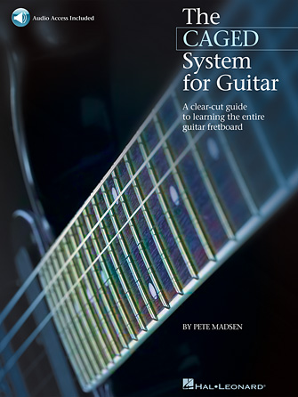 Product Cover for The CAGED System for Guitar