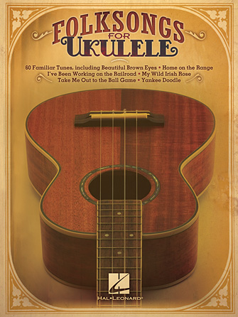 Product Cover for Folk Songs for Ukulele