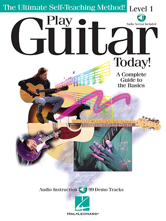Product Cover for Play Guitar Today! – Level 1