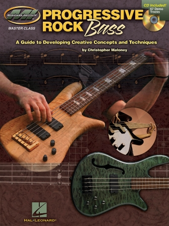 Product Cover for Progressive Rock Bass