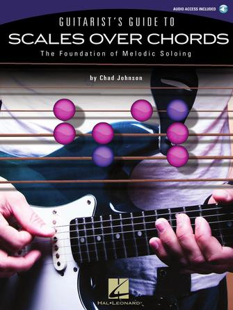 Product Cover for Guitarist's Guide to Scales Over Chords