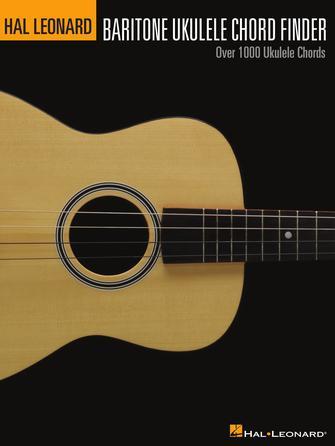 Product Cover for Hal Leonard Baritone Ukulele Chord Finder