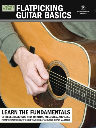 Product Cover for Flatpicking Guitar Basics