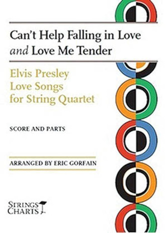 Product Cover for Can't Help Falling in Love and Love Me Tender
