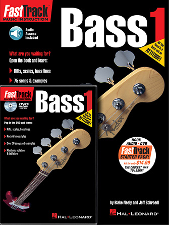 Product Cover for FastTrack Bass Method Starter Pack