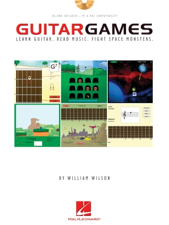 Product Cover for Guitar Games