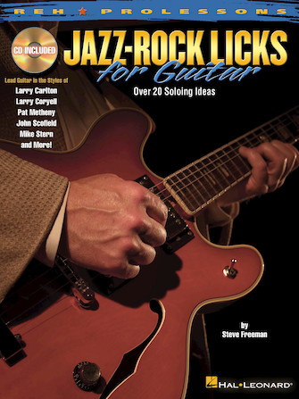 Product Cover for Jazz-Rock Licks for Guitar