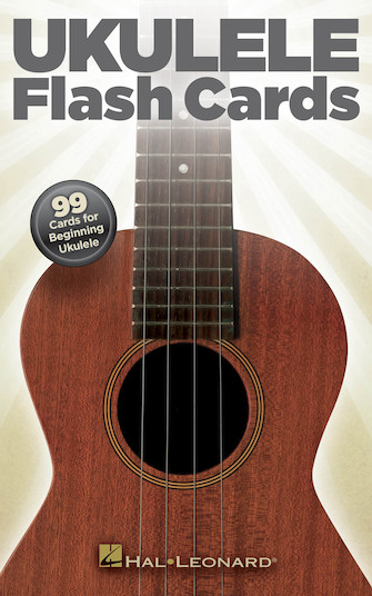 Product Cover for Ukulele Flash Cards