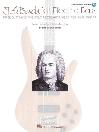 Product Cover for J.S. Bach for Electric Bass
