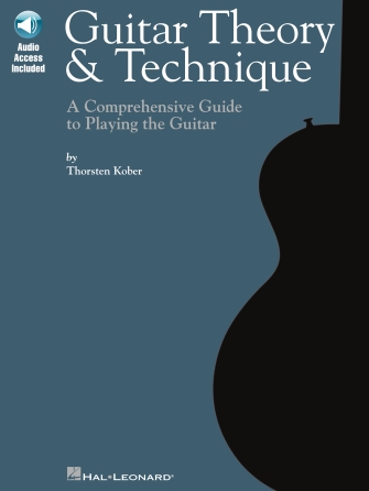 Product Cover for Guitar Theory & Technique