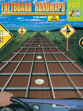 Product Cover for Fretboard Roadmaps Value Pack