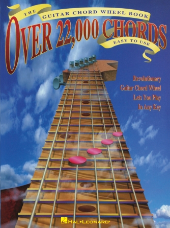 Product Cover for The Guitar Chord Wheel Book