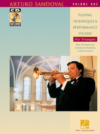 Product Cover for Arturo Sandoval – Playing Techniques & Performance Studies for Trumpet