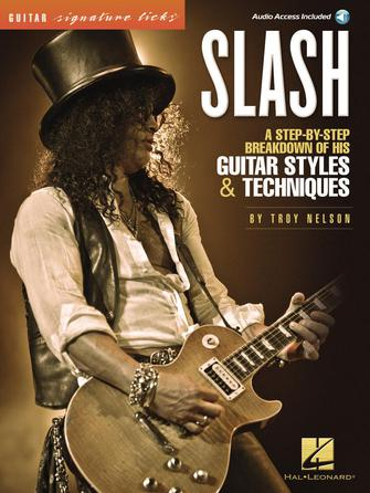 Product Cover for Slash – Signature Licks