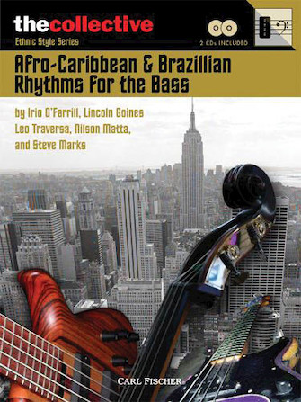 Product Cover for Afro-Caribbean & Brazilian Rhythms for the Bass