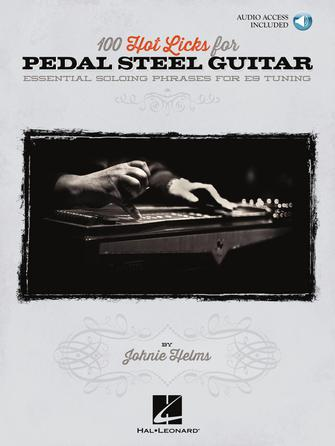 Product Cover for 100 Hot Licks for Pedal Steel Guitar