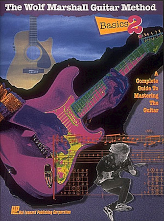 Product Cover for Basics 2 - The Wolf Marshall Guitar Method