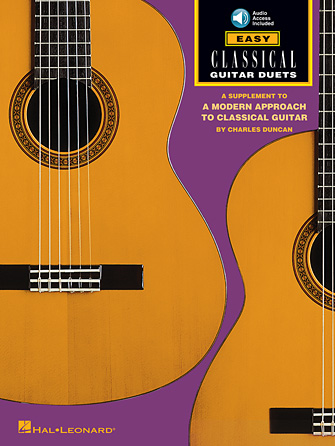 Product Cover for Easy Classical Guitar Duets
