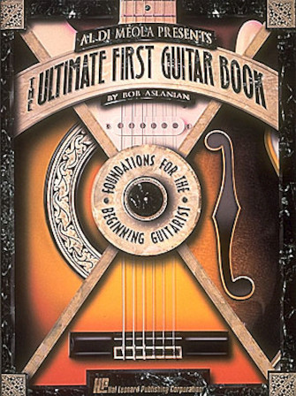 Product Cover for Al DiMeola Presents The Ultimate First Guitar Book