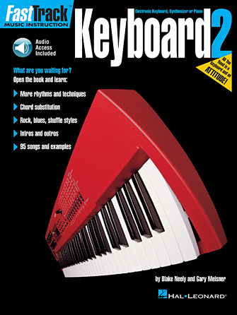 Product Cover for FastTrack Keyboard Method – Book 2