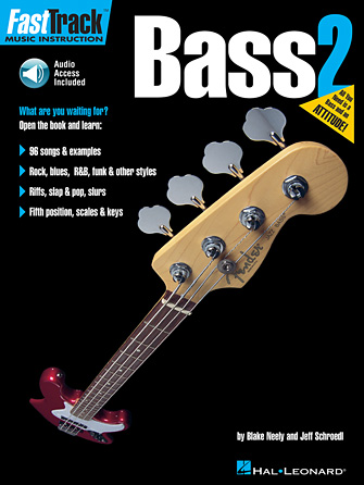 Product Cover for FastTrack Bass Method – Book 2
