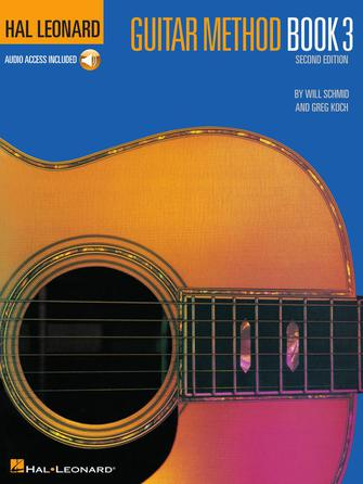 Product Cover for Hal Leonard Guitar Method Book 3 – Second Edition