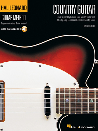 Product Cover for Hal Leonard Country Guitar Method