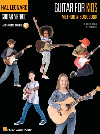 Product Cover for Guitar for Kids Method & Songbook