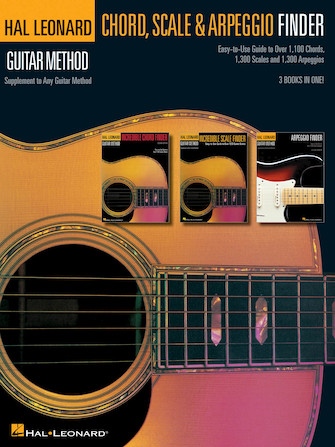 Product Cover for Guitar Chord, Scale & Arpeggio Finder