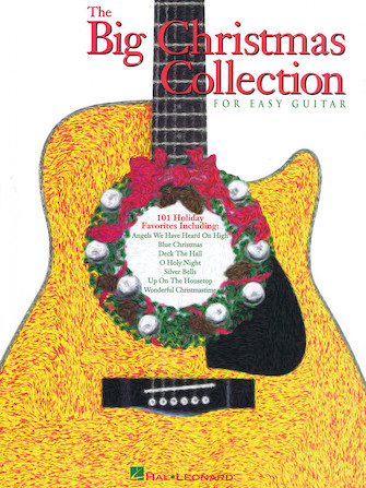 Product Cover for The Big Christmas Collection for Easy Guitar
