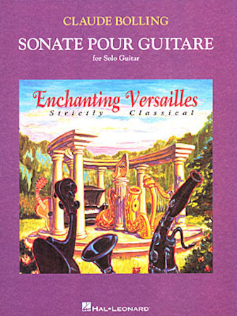 Product Cover for Claude Bolling – Sonate Pour Guitare