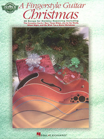 Product Cover for A Fingerstyle Guitar Christmas