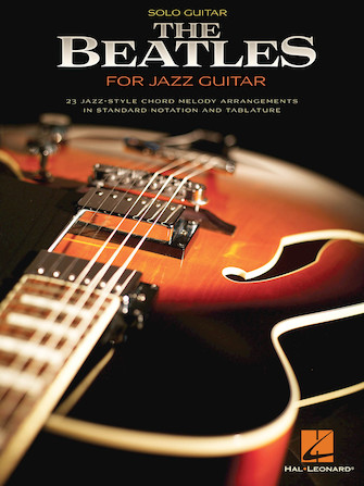 Product Cover for The Beatles for Jazz Guitar