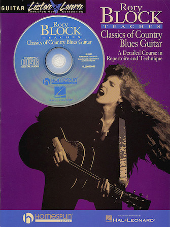 Product Cover for Rory Block Teaches Classics of Country Blues Guitar